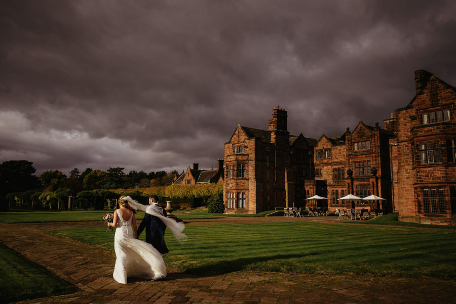 Thornton Manor Wedding Photography – Kate & Mike
