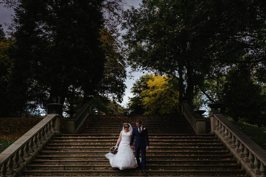 San Rocco Ashton Wedding Photography – Kadie & Andrew